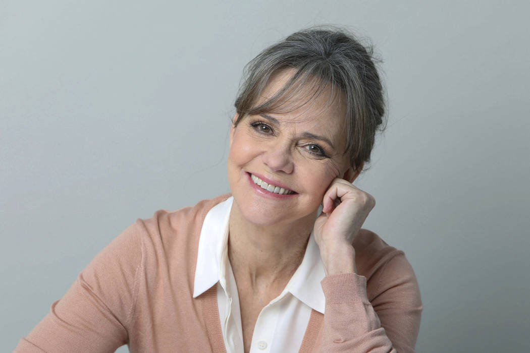 FILE - In this March 3, 2017 file photo, actress Sally Field poses for a portrait in New York. ...