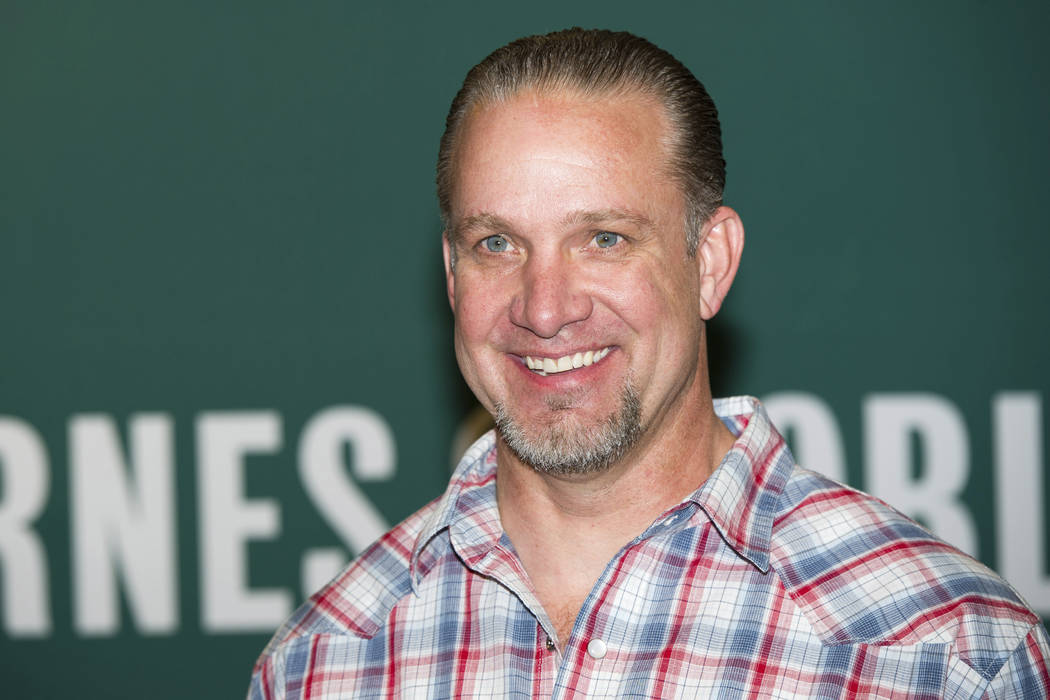 FILE - In a May 5, 2011 file photo, Reality TV star Jesse James attends a book signing for his ...