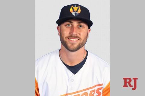 Aviators outfielder Dustin Fowler (Las Vegas Aviators)