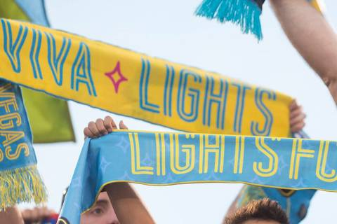 Las Vegas Lights FC (Las Vegas Review-Journal)