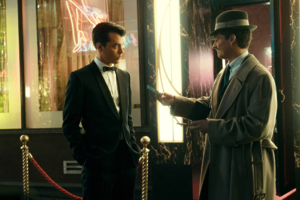 """Alfred Pennyworth (Jack Bannon) in the Epix drama """"Pennyworth."""" (Epix) Pennyworth Season 1 Epis ..."""