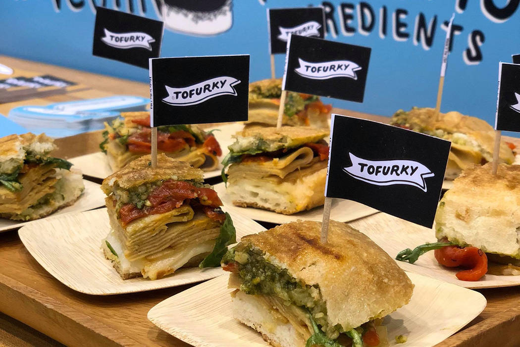 Tofurky Co., which produces plant-based alternatives to meat, filed a lawsuit in federal court ...