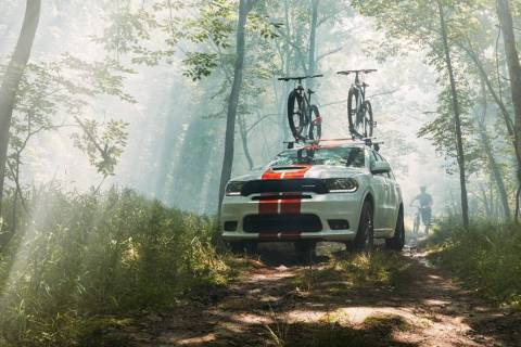 The highly capable 2019 Dodge Durango is ready for any summer road trip. (Dodge)