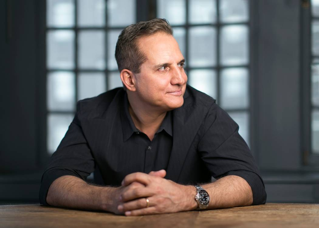 Nick Di Paolo is among the headliners in the new comedy series at the Plaza Showroom. (Plaza)