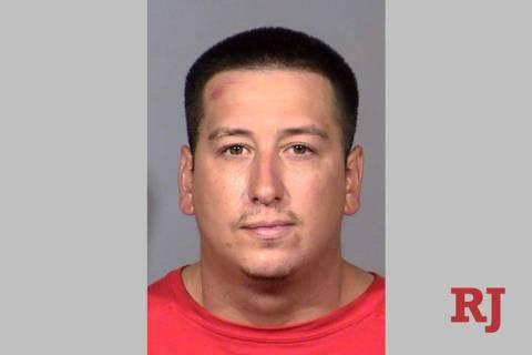 Daniel Lovato (Las Vegas Metropolitan Police Department)