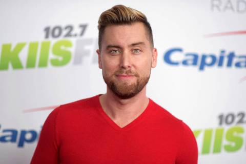 Lance Bass will host the Pop 2000 tour as part of the Downtown Rocks free concert series on Sat ...