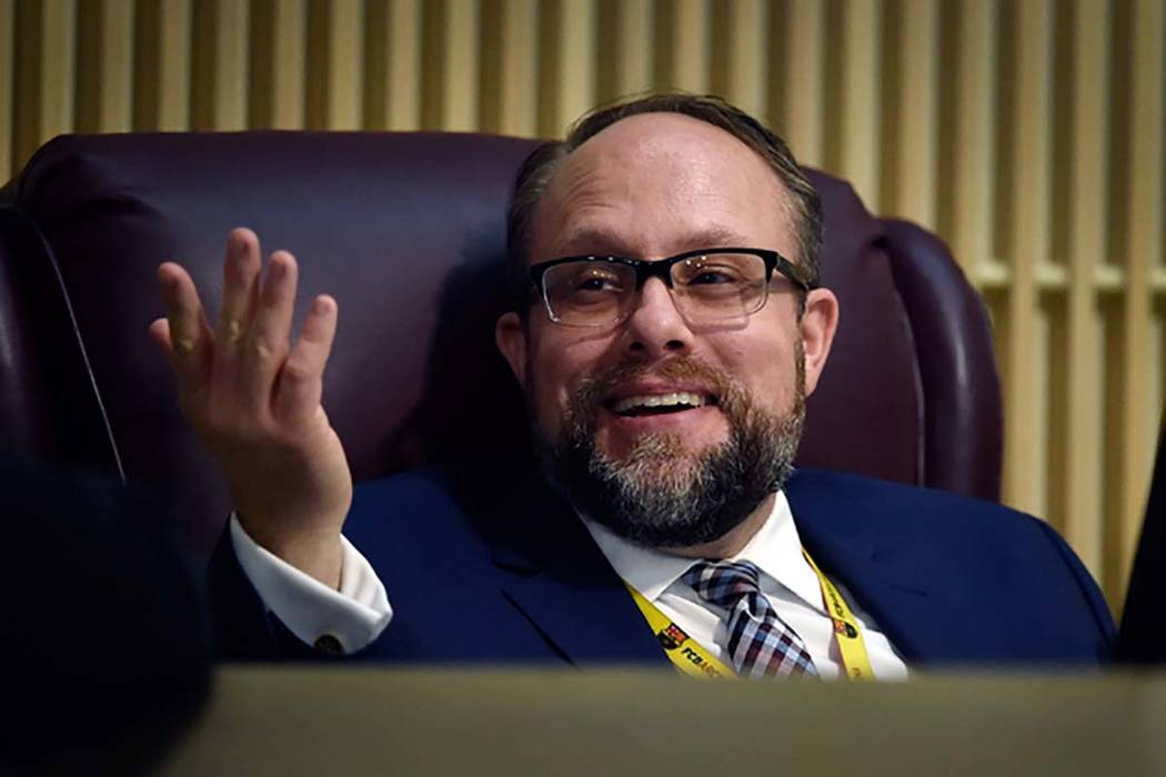 Ex-Henderson City Attorney Josh Reid accused of filing false