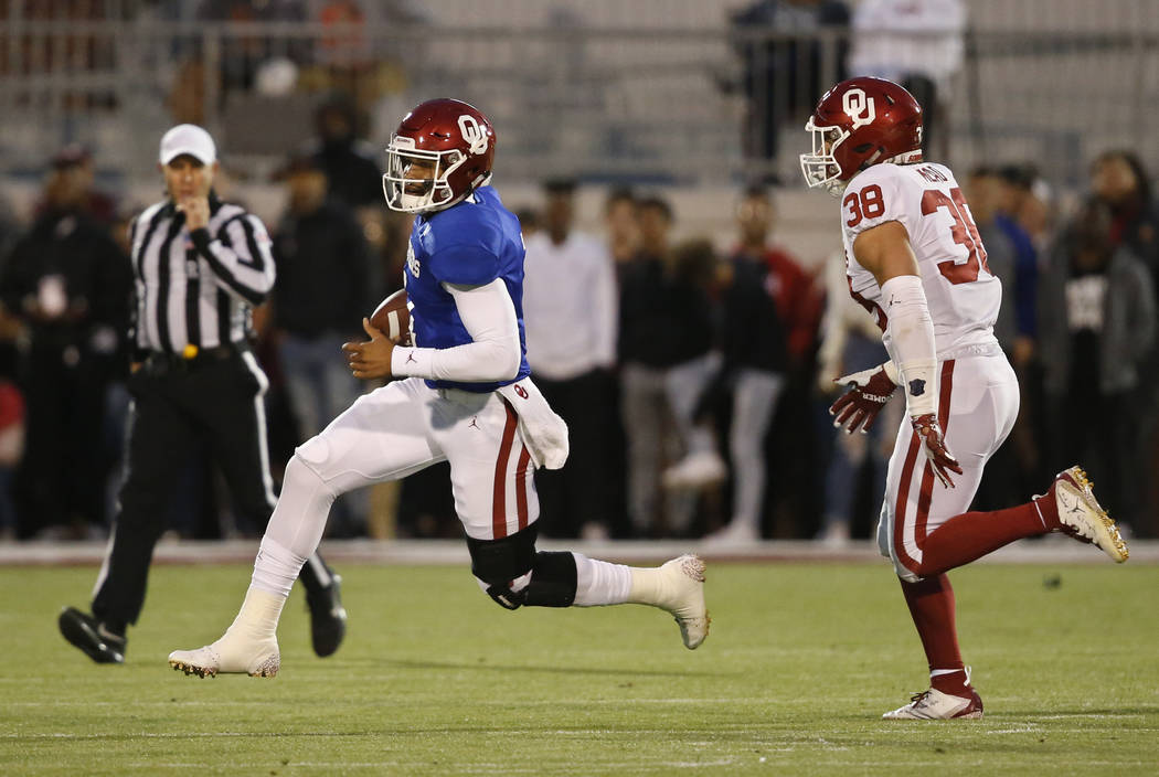 Bettors banking on Oklahoma to top win total, return to ...