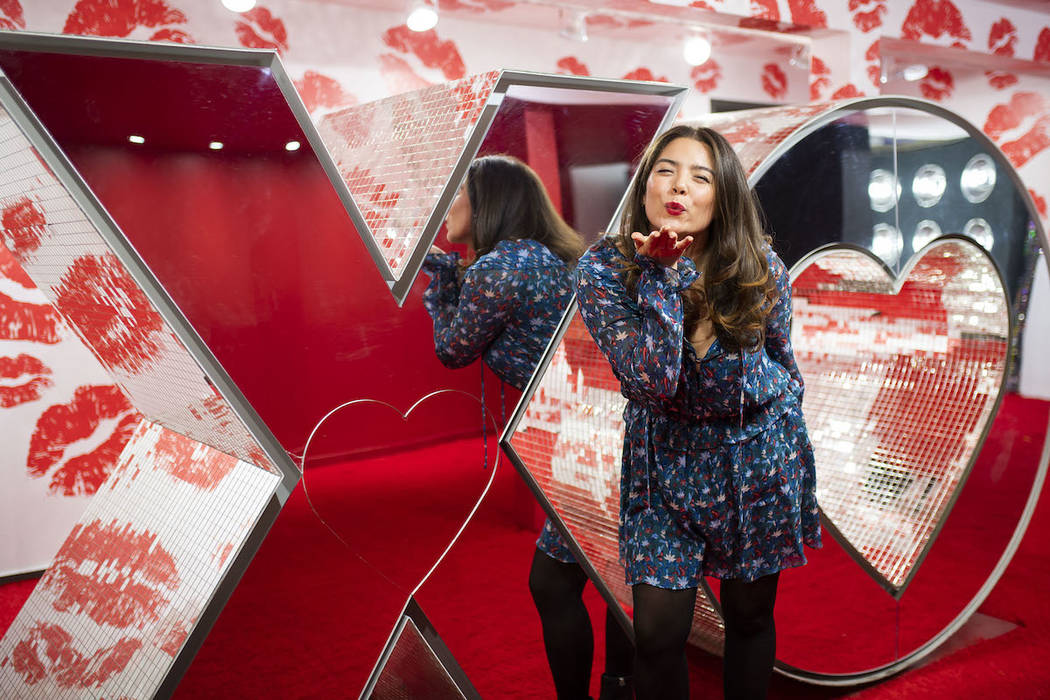 The interactive, immersive pop-up exhibit Happy Place is coming to Mandalay Bay in Las Vegas. ( ...