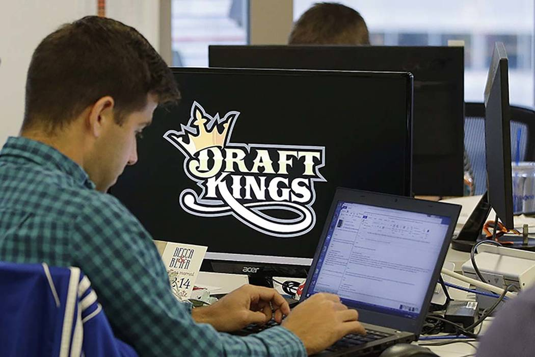 The agreement, announced Thursday, grants DraftKings the rights to use official MLB data. (Step ...
