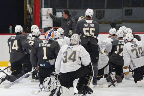 Golden Knights 2019-20 schedule announced by NHL | Las Vegas
