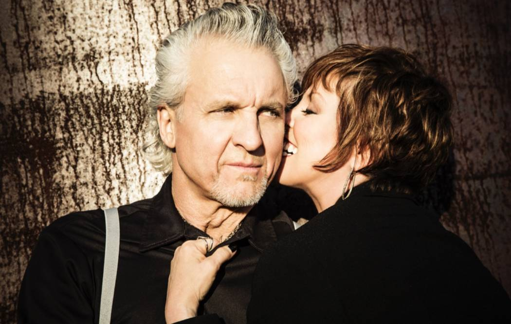 Pat Benatar and Neil Giraldo debut at Encore Theater on Friday night as they celebrate their 40 ...