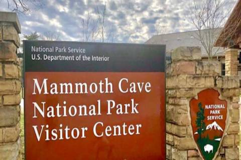 (Mammoth Cave National Park/Facebook)