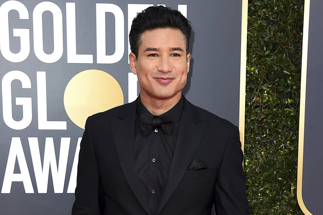 FILE - This Jan. 6, 2019 file photo shows Mario Lopez at the 76th annual Golden Globe Awards in ...