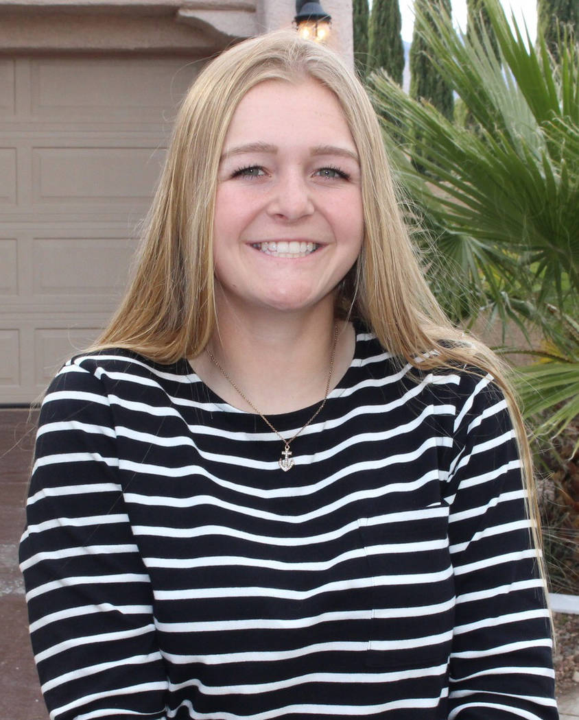 IF Ally Snelling, Palo Verde: The senior was the MVP in the Northwest League and led the Pan ...