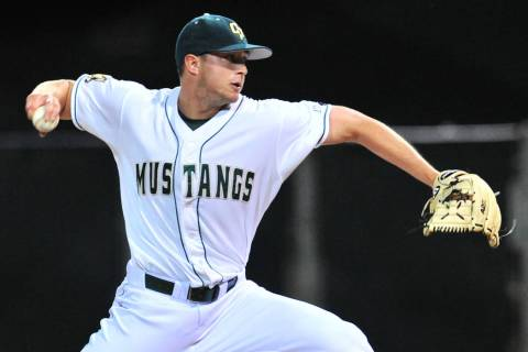 Cal Poly (Calif.) right-hander Erich Uelmen, a Faith Lutheran graduate, has signed with the ...