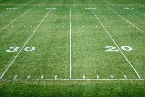 A high school football playoff game taken into court after a disputed penalty erased a late- ...