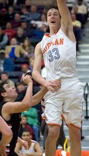 Franklin Bishop Gorman Basketball