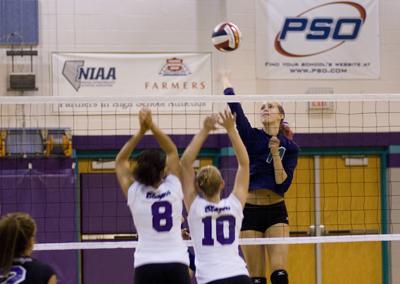 NP Madison Harper Silverado volleyball 90908