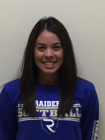 IF Alexis Gonzalez, Reed: The senior infielder hit .408 with three homers, 14 doubles and 20 ...