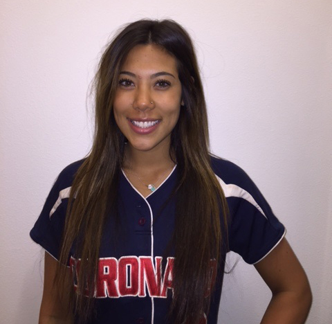 UT Basia Query, Coronado: The senior catcher/infielder hit .573 with two homers, 13 doubles, ...