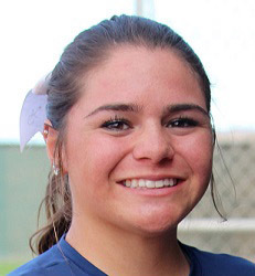 UT Breanna Alvarez, Liberty: The junior pitcher/infielder hit .546 with two homers, eight do ...