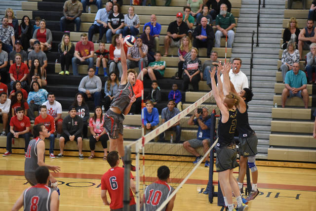 Brenden Wagner, Arbor View: The junior middle hitter had 548 kills, 41 aces, 35 blocks and 2 ...
