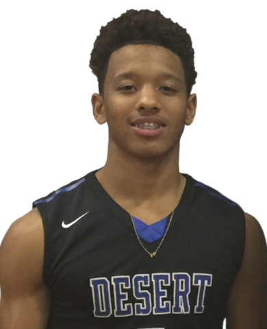 Capri Uzan, Desert Pines (5-11, G): The junior was the Division I-A Southern Region co-Most ...