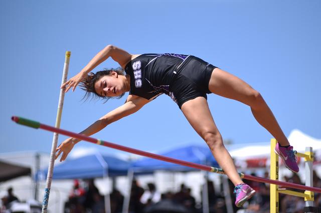 Francesca LoCascio is one of 20 returnees for Silverado. Martin S. Fuentes/Las Vegas Review- ...