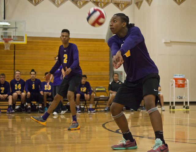 Jaylen Clark (right) is expected to be one of Durango's leaders this season. Daniel Cl ...