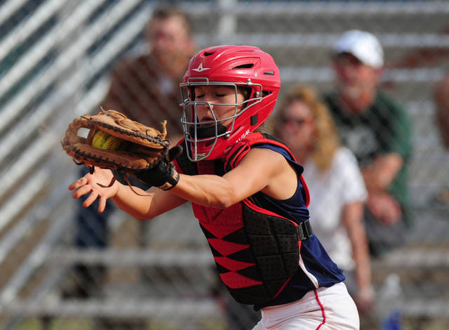McKenna Hefley is one of 10 returning starters for Liberty. Josh Holmberg/Las Vegas Review-J ...