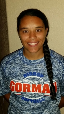 C Megan Coyle, Bishop Gorman: The senior catcher hit .398 with 11 doubles, 32 runs and 32 RB ...