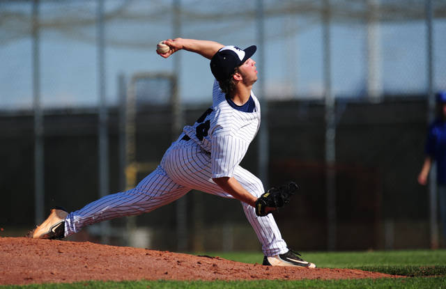 P Nick Rupp, Spring Valley: The junior left-hander was 8-1 with a 0.63 ERA and 98 strikeouts ...