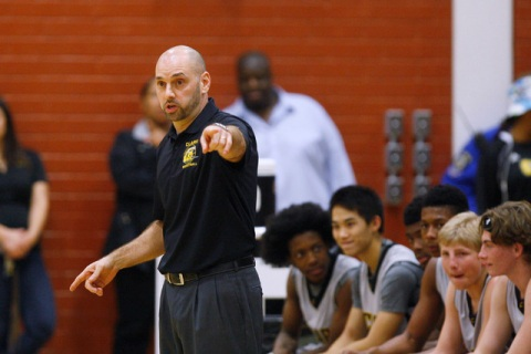 Former Clark head coach Chad Beeten will return to Las Vegas with hisCrossroads (California) ...