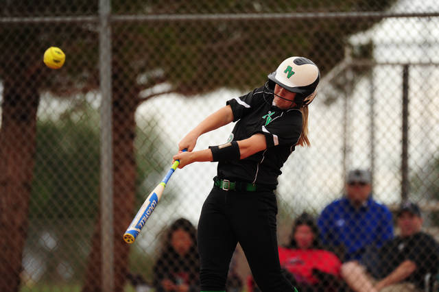 Ally Snelling is one of eight returning starters for the Panthers. Josh Holmberg/Las Vegas R ...