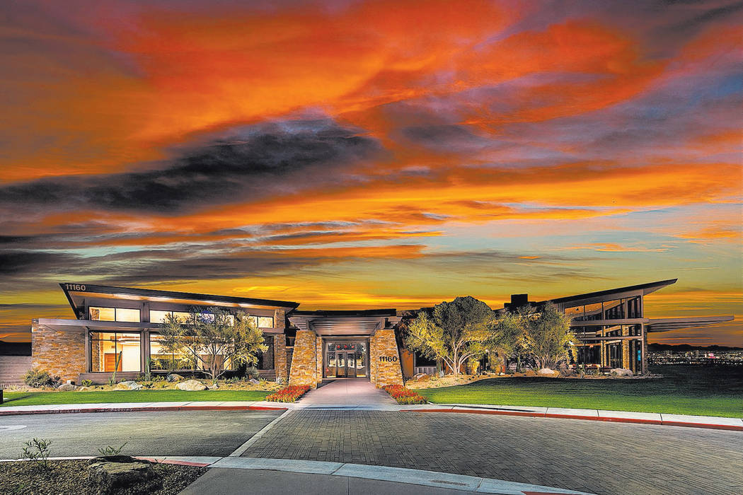 The Clubhouse at Reverence won Best Master Plan New Parks and Amenities and for Best New Produc ...