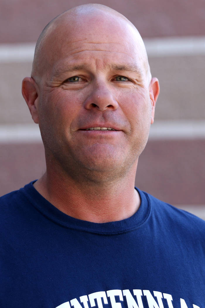 Bob Kryszczuk, who was an assistant coach on the Mountain Ridge Little League team during the 2 ...