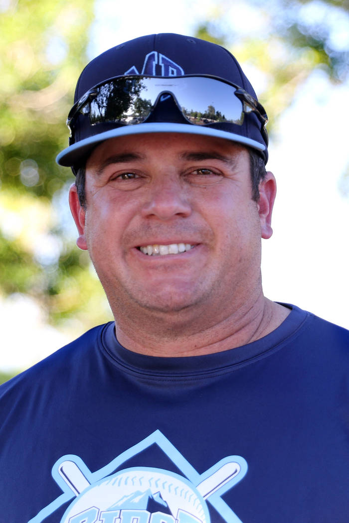 Roland Watkins, who coached the Mountain Ridge team during the 2014 Little League World Series, ...