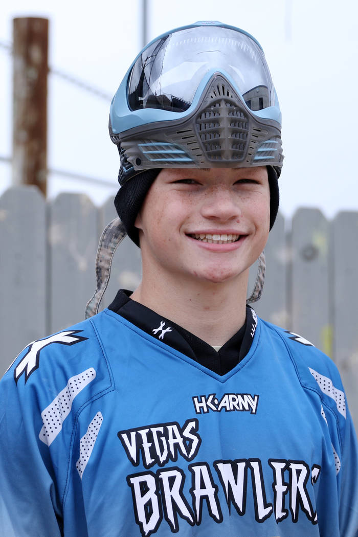 Alex Barker, who played on the Mountain Ridge team during the 2014 Little League World Series, ...