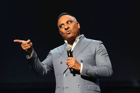 Russell Peters (Palms)