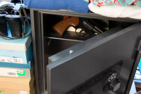 More people are investing in an in-home safe to store valuables. (Getty Images)