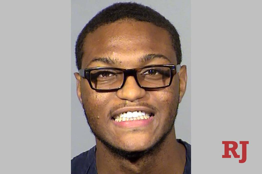 Malik Kendrick (Las Vegas Metropolitan Police Department)