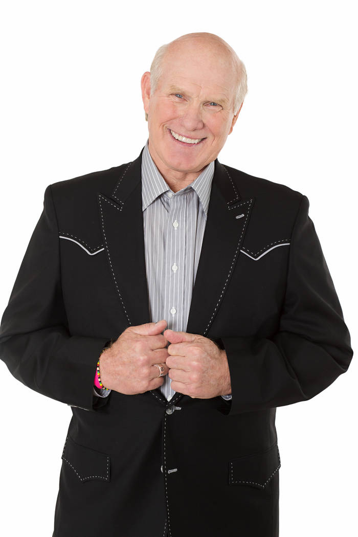 """The Terry Bradshaw Show"" runs Thursday through Sunday at Luxor. (Stephanie Kleinman)"
