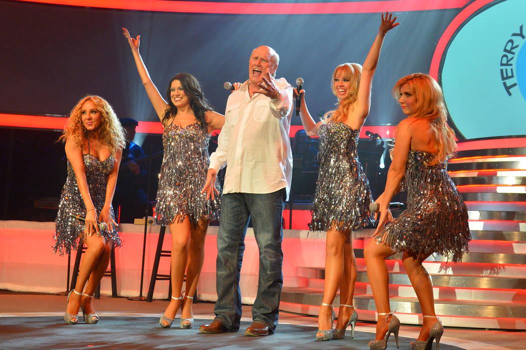 """The Terry Bradshaw Show"" runs Thursday through Sunday at Luxor. (Bryan Steffy)"
