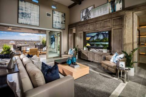 Toll Brothers Las Vegas and Henderson communities will hold a Tour it. Love it. Make it Yours. ...