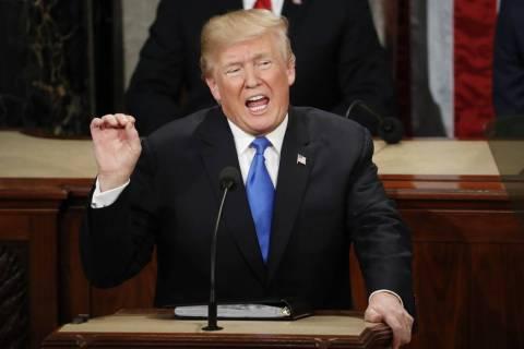 President Donald Trump (AP Photo/Pablo Martinez Monsivais)