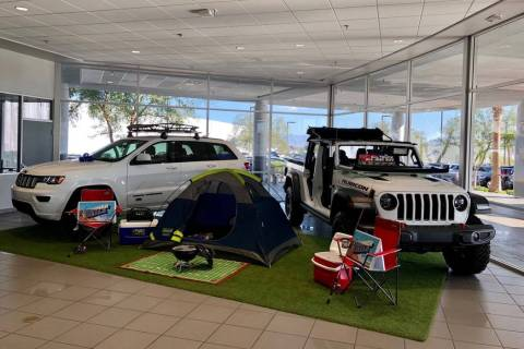 Chapman Chrysler Jeep's redesigned showroom will make buying a car even easier and will help ...