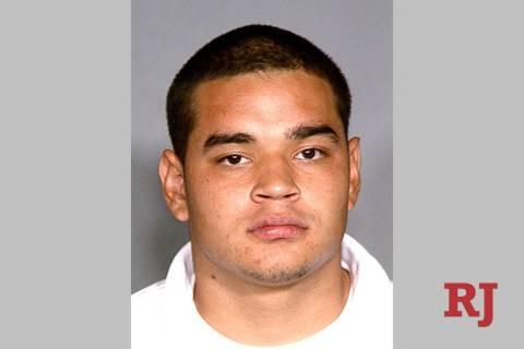 Richardo De La Mora left a Nevada prison in ICE custody, but they released him on an ankle moni ...
