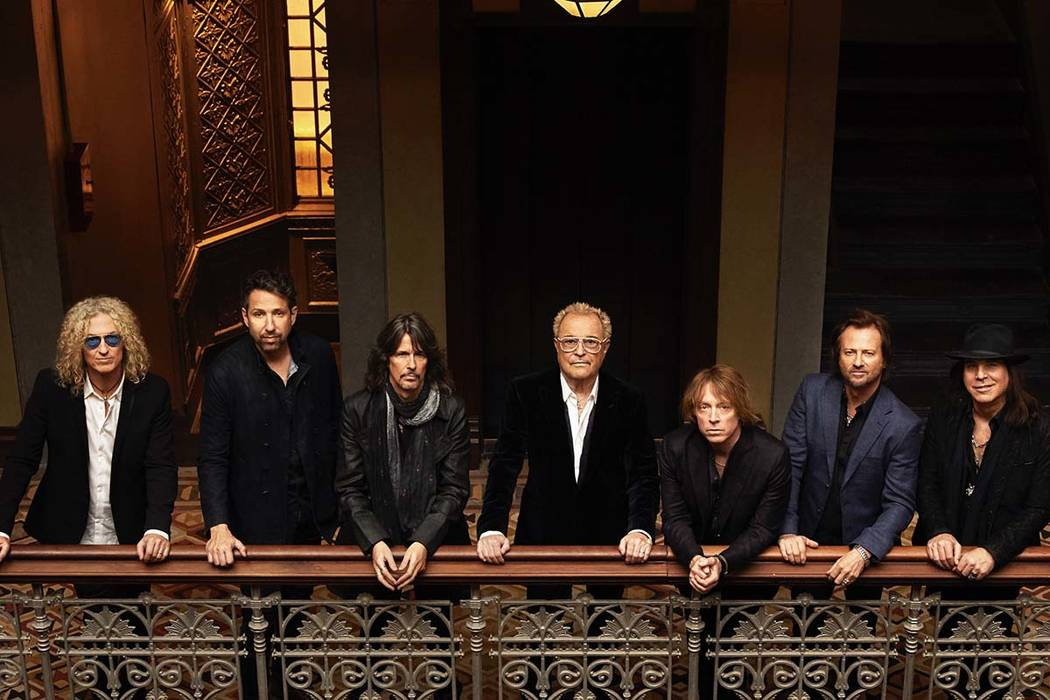 Foreigner has announced a 10-show residency at Venetian Theater in early 2020, with five shows ...