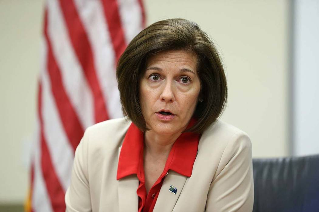 U.S. Sen. Catherine Cortez-Masto, D-Nev., has introduced a bill to protect small-business owner ...
